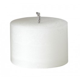 OUTDOOR CANDLE White 150x100 mm