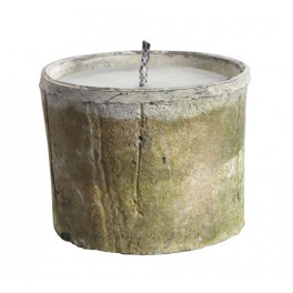 TERRA OUTDOOR CANDLE Candle pot 190x120 mm