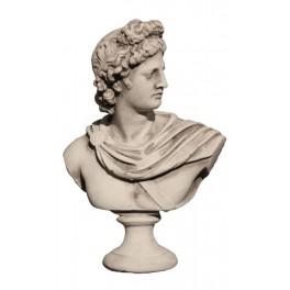 ROMA Ceasar statue white M
