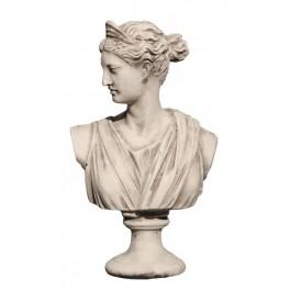 ROMA Woman statue white M